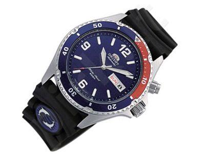 Orient Mako automatinis FEM65003DV vyriškas laikrodis