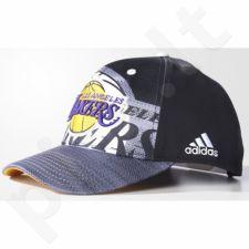 Kepurė  su snapeliu Adidas Los Angeles Lakers AY6109