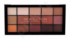Makeup Revolution London Re-loaded, akių šešėliai moterims, 17,1g, (Iconic Fever)