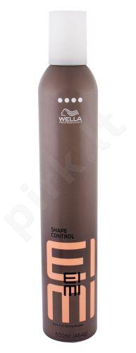 Wella Eimi, Shape Control, plaukų putos moterims, 500ml