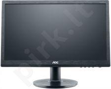 Monitorius AOC E2260SWDA 21.5'' LED FHD, DVI, Garsiakalbiai
