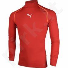 Marškinėliai treniruotėms Puma TB Longsleeve Tee Warm M 65461101