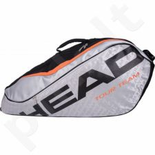 Krepšys tenisui Head Extreme 12R Monstercombi 283625 juoda-raudona