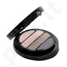 Giorgio Armani Eyes To Kill 4 Color akių šešėliai Palette, kosmetika moterims, 2x2g, (5)