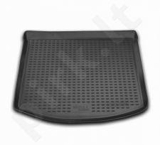 Guminis bagažinės kilimėlis MAZDA 3 hb 2003-2009  black /N24002