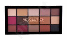 Makeup Revolution London Re-loaded, akių šešėliai moterims, 17,1g, (Iconic Vitality)