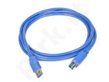 Gembird AM-BM kabelis USB 3.0 1.8M