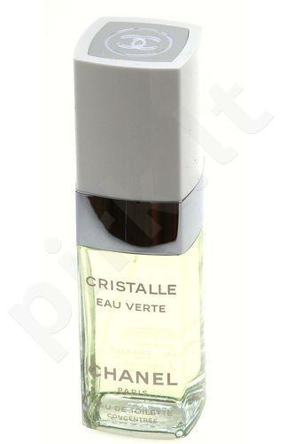 Chanel Cristalle Eau Verte, tualetinis vanduo moterims, 100ml, (testeris)