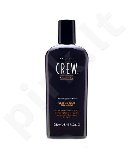 American Crew Gray šampūnas, kosmetika vyrams, 250ml