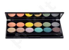 Sleek MakeUP I-Divine akių šešėliai Palette, kosmetika moterims, 13,2g, (450 Del Mar Vol II)