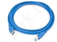Gembird AM-AF kabelis, ilgintuvas USB 3.0 1.8M