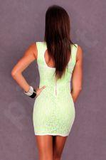 EMAMODA Suknelė - neono žalia 4703-3