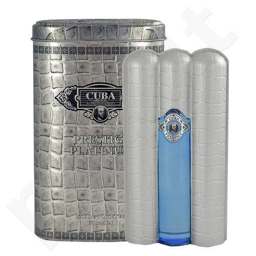 Cuba Prestige Platinum, tualetinis vanduo vyrams, 90ml