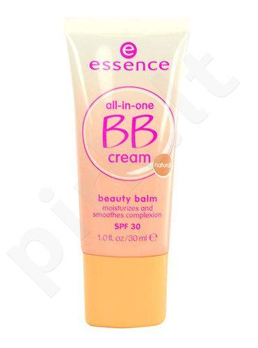 Essence BB kremas SPF 30, kosmetika moterims, 30ml, (02 Natural)