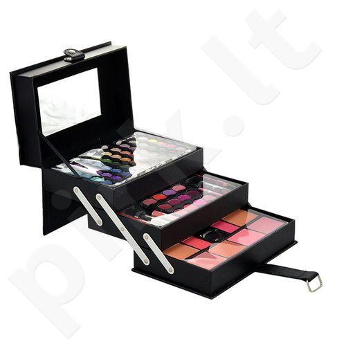 Makeup Trading Beauty Case rinkinys moterims, (Complet Make Up Palette)
