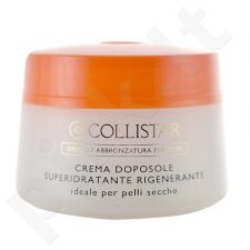 Collistar Supermoisturizing Regenerating After Sun Creme, kosmetika moterims, 200ml