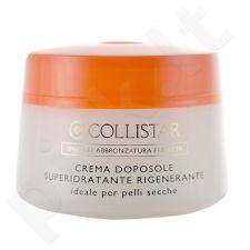 Collistar Supermoisturizing Regenerating After Sun Creme, kosmetika moterims, 200ml