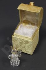 Stiklo angelas su dėžute 10cm 71069