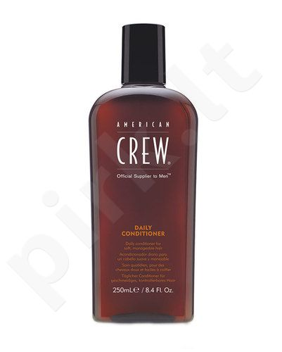 American Crew Daily kondicionierius, kosmetika vyrams, 250ml