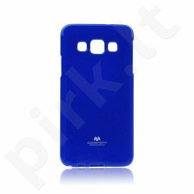 Samsung Galaxy A3 dėklas JELLY Mercury mėlynas