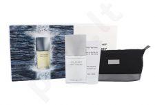 Issey Miyake L´Eau D´Issey Fraiche rinkinys vyrams, (EDT 50 ml + dušo želė 50 ml + kosmetikos krepšys)