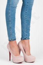 YES MILE Aukštakulniai batai