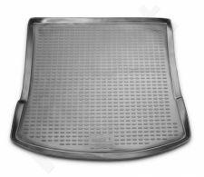 Guminis bagažinės kilimėlis MAZDA 5 2010-2017 (folded 3th row) black /N24008