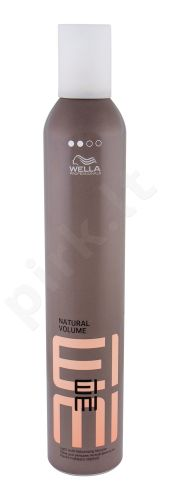 Wella Eimi, Natural Volume Foam, plaukų putos moterims, 500ml