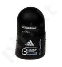Adidas Action 3 Pro Invisible, 50ml, rutulinis deozodorantas, vyrams