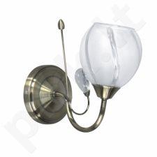 Sieninis šviestuvas 236-5073111 iš serijos ALANIS