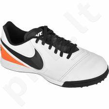 Futbolo bateliai  Nike Tiempo Legend VI TF Jr 819191-108