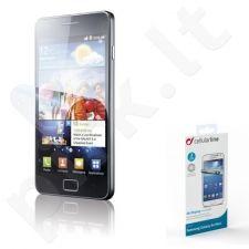 Samsung Galaxy S2 ekrano plėvelė  OK DISPLAY Cellular permatoma