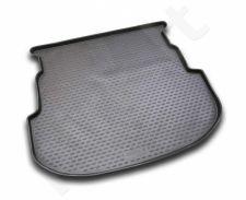 Guminis bagažinės kilimėlis MAZDA 6 wagon 2002-2007  black /N24014