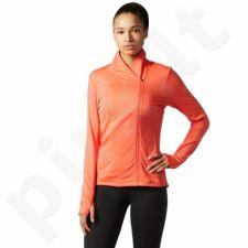 Bliuzonas bėgimui  adidas Supernova Climaheat Wrap Jacket W BQ3915