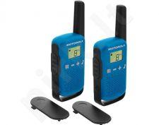 Motorola T42 short-wave radio, 4km, Blue