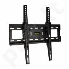 LCD/LED/PLAZMA televizoriaus laikiklis ART AR-37 | Juodas| 19-37'' | 45kg | VESA
