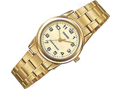 Casio Collection LTP-V001G-9BUDF moteriškas laikrodis