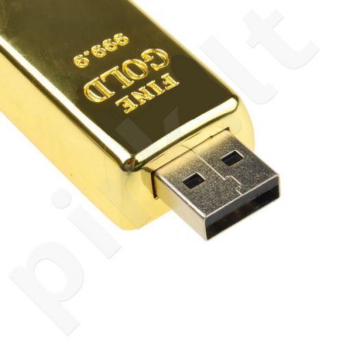 USB raktas - aukso luitas (8GB)