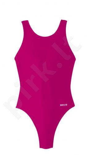 Maudimosi kostiumėlis mergaitėms BASIC 5435 4 164 pink NOS