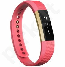 Fitbit Alta Gold Pink - Large