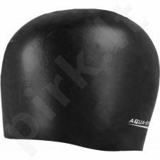 Maudymosi kepuraitė  Aqua-Speed Smart Black 07 juodas