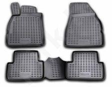 Guminiai kilimėliai 3D RENAULT Megane 2002-2009, 4 pcs. /L54031