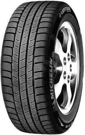 Žieminės Michelin LATITUDE ALPIN HP R18