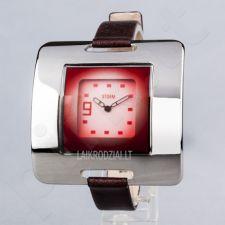 Moteriškas laikrodis STORM Extatia Red/Brown