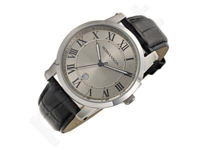 Romanson Modern TL0334MM1WBA5B vyriškas laikrodis
