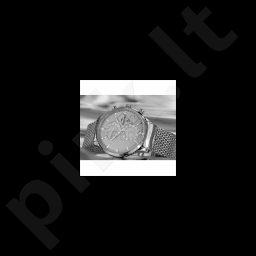 Vyriškas laikrodis BISSET Portrige BSDD88SISX05AX