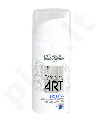L´Oreal Paris Tecni Art Fix Move gelis, kosmetika moterims, 150ml