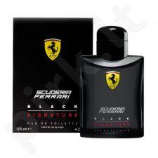 Ferrari Scuderia Ferrari Black Signature, EDT vyrams, 75ml