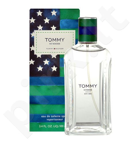 Tommy Hilfiger Tommy Summer 2016, EDT vyrams, 100ml, (testeris)