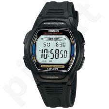 Casio Collection LW-201-2AVDF moteriškas laikrodis-chronografas